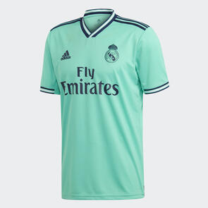 adidas 2019-20 Real Madrid Third Jersey