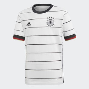 adidas 2020 Junior Germany Home Shirt