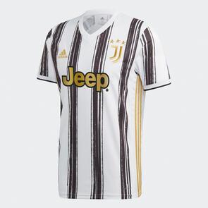 adidas 2020-21 Juventus Home Shirt