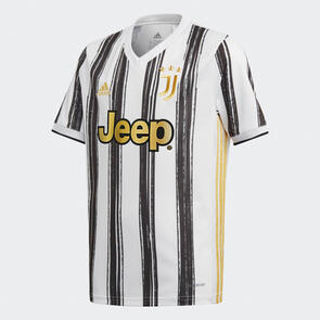adidas Junior 2020-21 Juventus Home Shirt