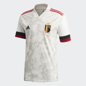 adidas 2020 Belgium Away Shirt