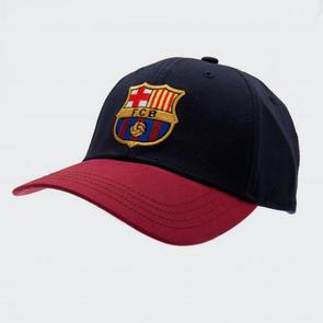 Barcelona Cap – Navy/Maroon