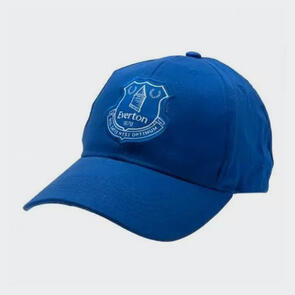 Everton Cap – Blue