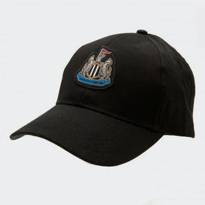 Newcastle United Cap – Black