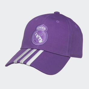 adidas Real Madrid Cap – Purple
