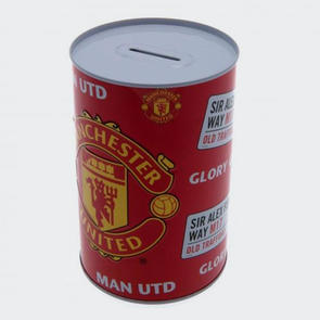 Manchester United Money Tin
