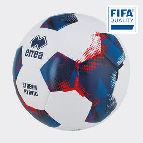 Erreà Stream Hybrid Ball – White/Navy/Red