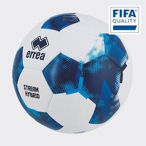 Erreà Stream Hybrid Ball – White/Navy/Sky