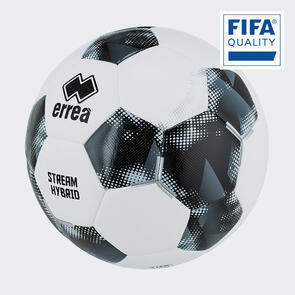 Erreà Stream Hybrid Ball – White/Black/Anthracite