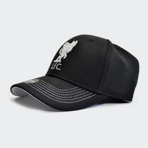 Liverpool Fabric Detailed Liverbird Baseball Cap