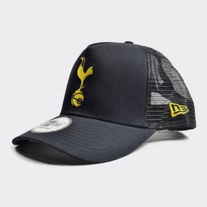 Tottenham Hotspur New Era Gold Cockerel Trucker Cap