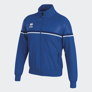 Erreà Donovan Full-Zip Jacket – Blue/Navy/White