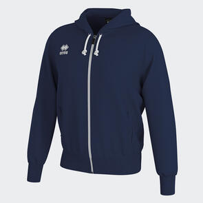 Erreà Jacob Full-Zip Hooded Track Jacket – Navy