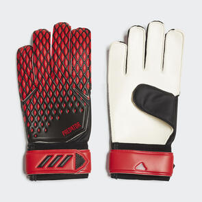 adidas Predator Training GK Gloves – Black/Red