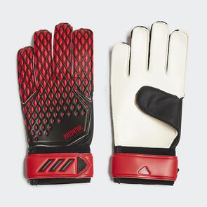 adidas Predator Training GK Gloves – Black/Red