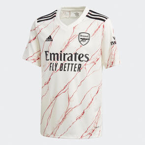 adidas Junior 2020-21 Arsenal Away Shirt