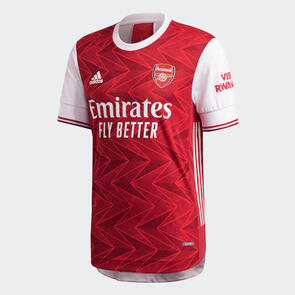 adidas 2020-21 Arsenal Authentic Home Jersey