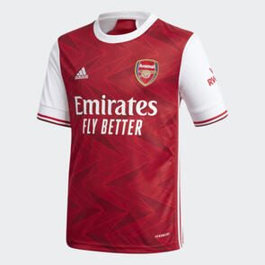adidas Junior 2020-21 Arsenal Home Shirt