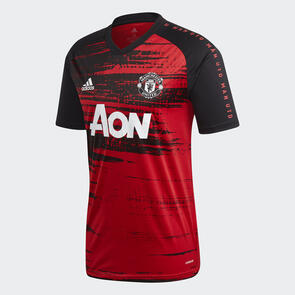 adidas Manchester United 2020 Pre-Match Shirt