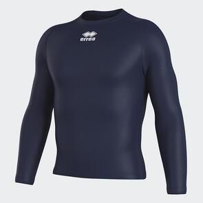Erreà Daris Baselayer LS Shirt – Navy