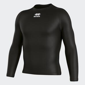 Erreà Daris Baselayer LS Shirt – Black