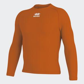 Erreà Daris Baselayer LS Shirt – Orange