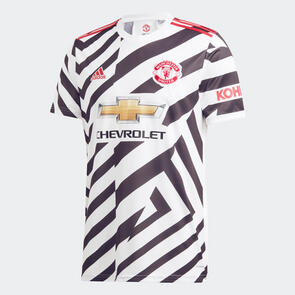 adidas 2020-21 Manchester United Third Shirt