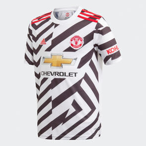 adidas Junior 2020-21 Manchester United Third Shirt