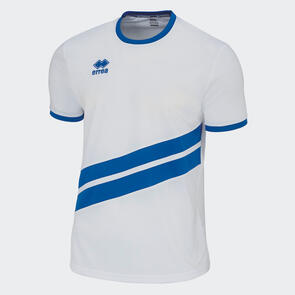 Erreà Jaro Shirt – White/Blue