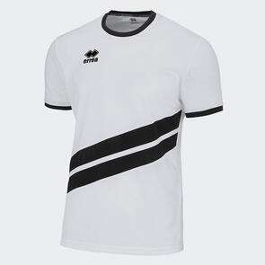 Erreà Jaro Shirt – White/Black