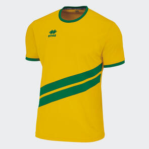 Erreà Jaro Shirt – Yellow/Green
