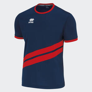 Erreà Jaro Shirt – Navy/Red