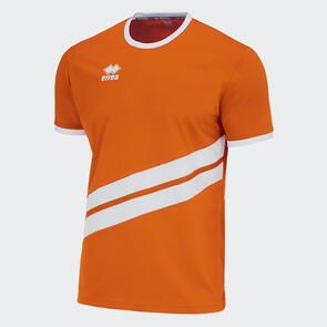 Erreà Jaro Shirt – Orange/White