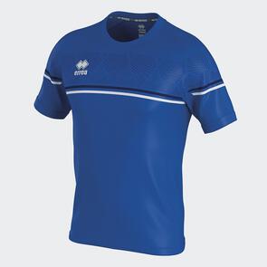 Erreà Diamantis Shirt – Blue/Navy/White