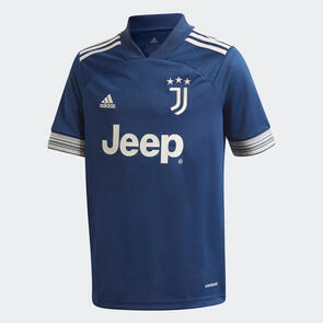 adidas Junior 2020-21 Juventus Away Shirt