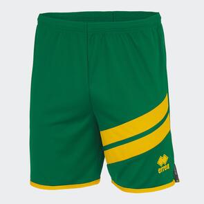 Erreà Jaro Short – Green/Yellow
