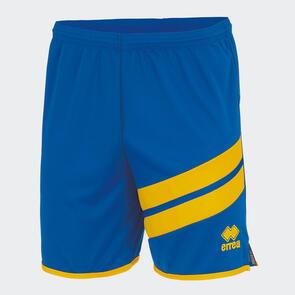 Erreà Jaro Short – Blue/Yellow