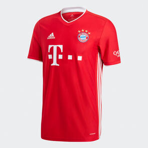 adidas 2020-21 Bayern Munich Home Shirt