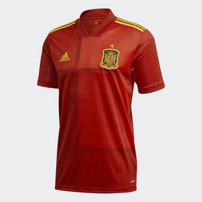 adidas 2020 Spain Home Shirt