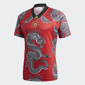 adidas Manchester United Chinese New Year Dragon Jersey