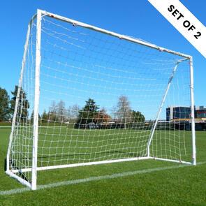 Kiwi FX Set of 2 Futsal Size Goals (3m x 2m)