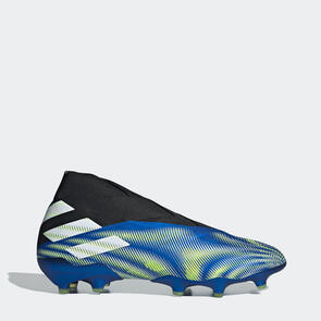adidas Nemeziz+ FG – Blue/White/Yellow