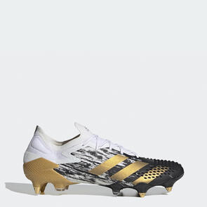 adidas Predator Mutator 20.1 Low SG – White/Gold/Black