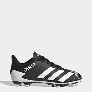 adidas Junior Predator 20.4 FXG – Black/White