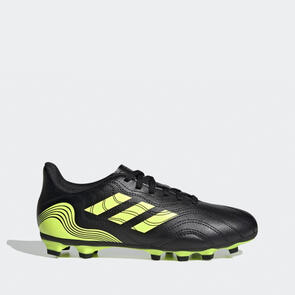adidas Junior Copa Sense.4 FXG – Black/Yellow