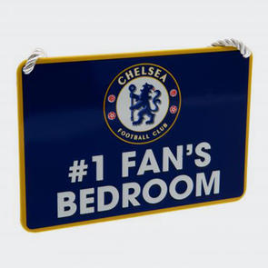 Chelsea Bedroom Sign No.1 Fan