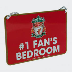 Liverpool Bedroom Sign No.1 Fan