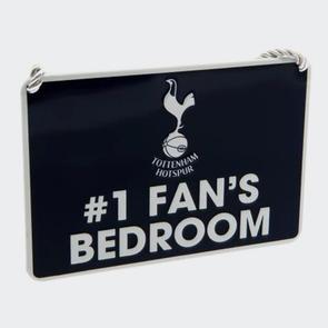 Tottenham Hotspur Bedroom Sign No.1 Fan