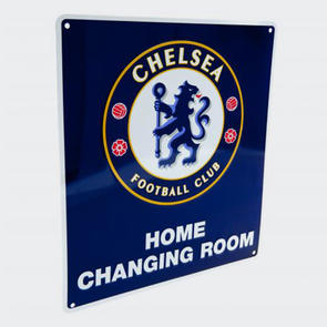 Chelsea Home Changing Room Sign