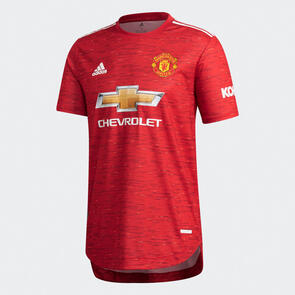 adidas 2020-21 Manchester United Authentic Home Shirt